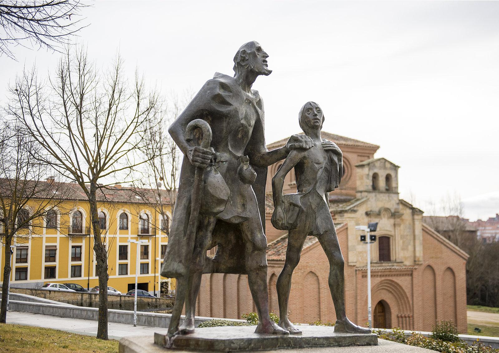 Lazarillo Del Tormes. Salamanca, Spain