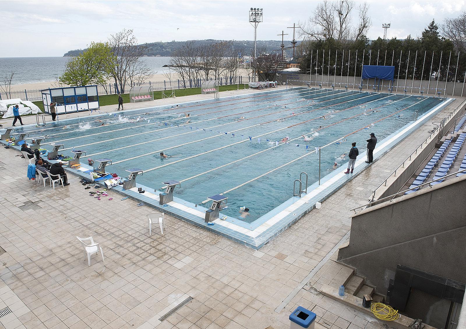 Primorski Swimming Complex